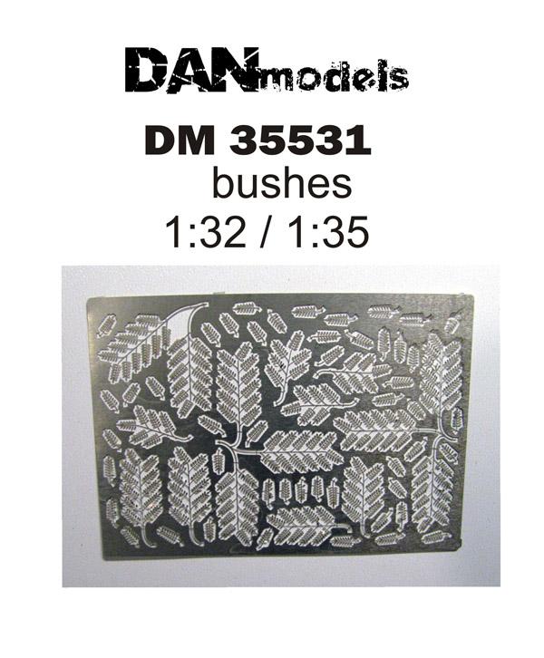 DM 35531 Bushes  1/32  , 1/35