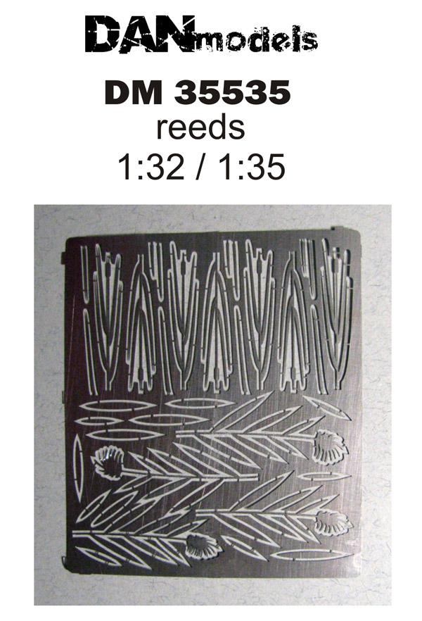 DM 35535  REEDS  size 80*70 mm