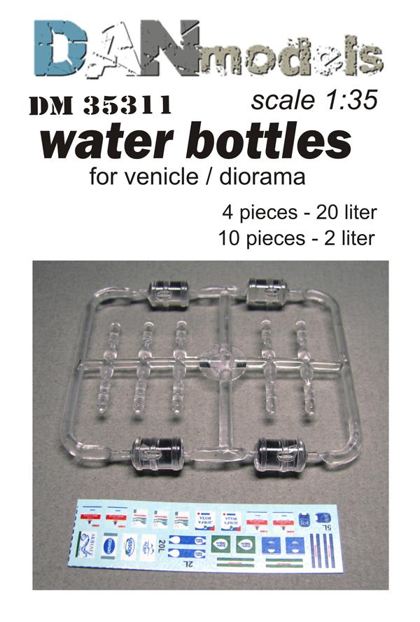 DM 35311 water bottles