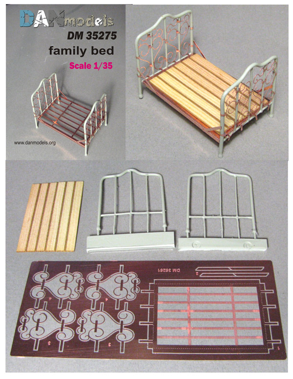 DM 35275 family bed