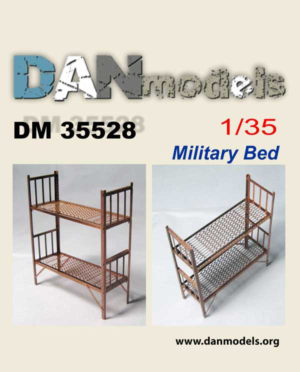 DM 35528 Military bed